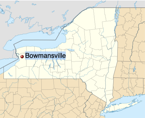 bowmansville ny 14026